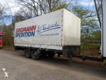 used Hoffmann tarp trailer