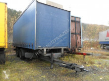 used Sommer tarp trailer