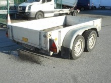 Krukenmeier Tandemanhänger / 2 t. Tieflader trailer