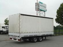 Krukenmeier Tandem, Schiebeplane, BPW-Luft, verzinkt trailer