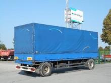 Schwarzmüller 2 Achs Pritschenanhänger 8,2 m, ABS, Luft trailer