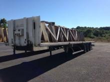 used Benalu flatbed trailer