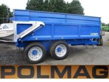 rimorchio Kögel JPM 14 Ton Dump Trailer