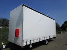 used Ackermann box trailer