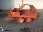 Remorque Mandrinoise PP1202 trailer