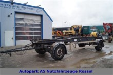 used Meiller chassis trailer