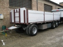 used Bartoletti dropside flatbed trailer
