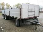 Zorzi RIBASSATO 3 ASSI 12 GOMME trailer
