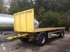 General Trailers 2 ESSIEUX-SUSPENSION A LAMES trailer