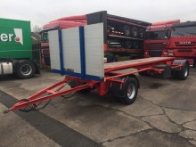 used Cuppers container trailer