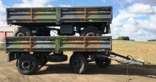 used military trailer