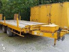 used ACTM flatbed trailer