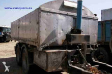 used York flatbed trailer