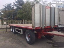 used Acerbi flatbed trailer