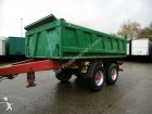 used Meiller tipper trailer