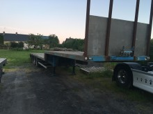 used Trailor flatbed trailer