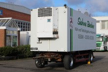 used Kögel mono temperature refrigerated trailer