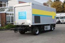 used Rohr mono temperature refrigerated trailer