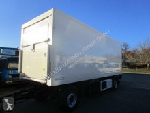 used Rohr refrigerated trailer