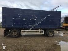 Ackermann Schwenkwand Getränkeanhänger PAF - F 18/7.3 E trailer