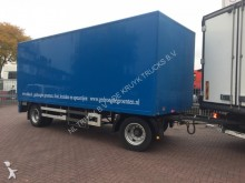 used Floor box trailer