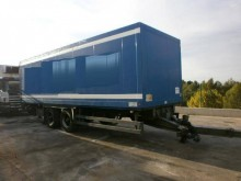 used Schmidt box trailer