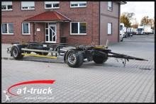 remolque chasis usado