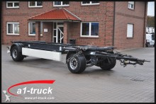 used Krone chassis trailer