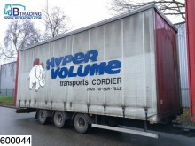 used Samro box trailer