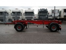 remorque Groenewegen 2AXLE 20FT CONTAINER TRAILER
