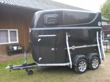 used Blomert horse trailer