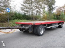 used Contar flatbed trailer