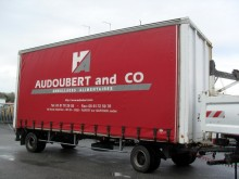 used tautliner trailer