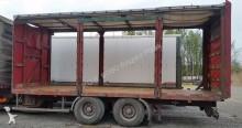 Samro Przyczepa 2 osie , skrzyniowa trailer