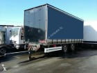 used Leciñena tarp trailer