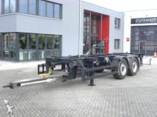 used Schmitz Cargobull container trailer