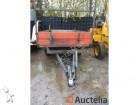 Noyens Geremde aanhanger 2200 kg trailer