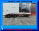 remolque Hüffermann 3 Achs Anhänger für Abroll, Absetz und Tieflader