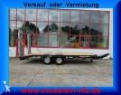 remolque Moeslein Neuer Tandemtieflader 13 t GG, 6,28 m Ladefläche