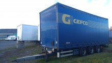 used other Tautliner tautliner trailer