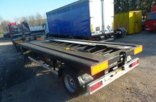 used Kaiser hook lift trailer