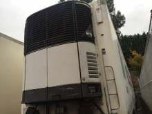 used meat transport refrigerated trailer
