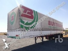 used Leciñena tautliner trailer