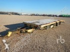 used Castera flatbed trailer