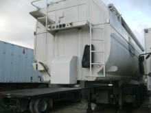 used food tanker trailer