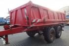 Meiller MZDA 18/2 Tandem 2 Achse Dreiseitenkipper trailer