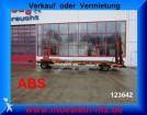 rimorchio Müller-Mitteltal 2 Achs Tieflader Anhänger