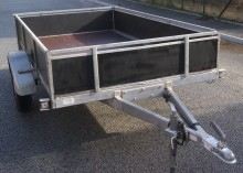 used Trigano other trailers