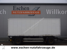 used Rohr box trailer