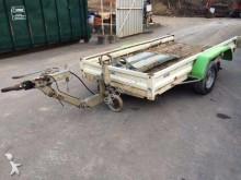 used Ecim flatbed trailer